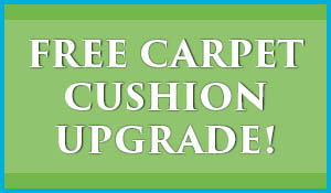 Free carpet cushion upgrade to Karastep™ Relax during the Spring Fling sale at Blidgett's Abbey Carpet & Flooring!