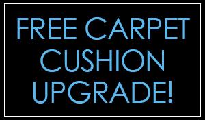 Free carpet cushion upgrade to Karastep™ Relax at Blodgett's Abbey Carpet & Flooring!